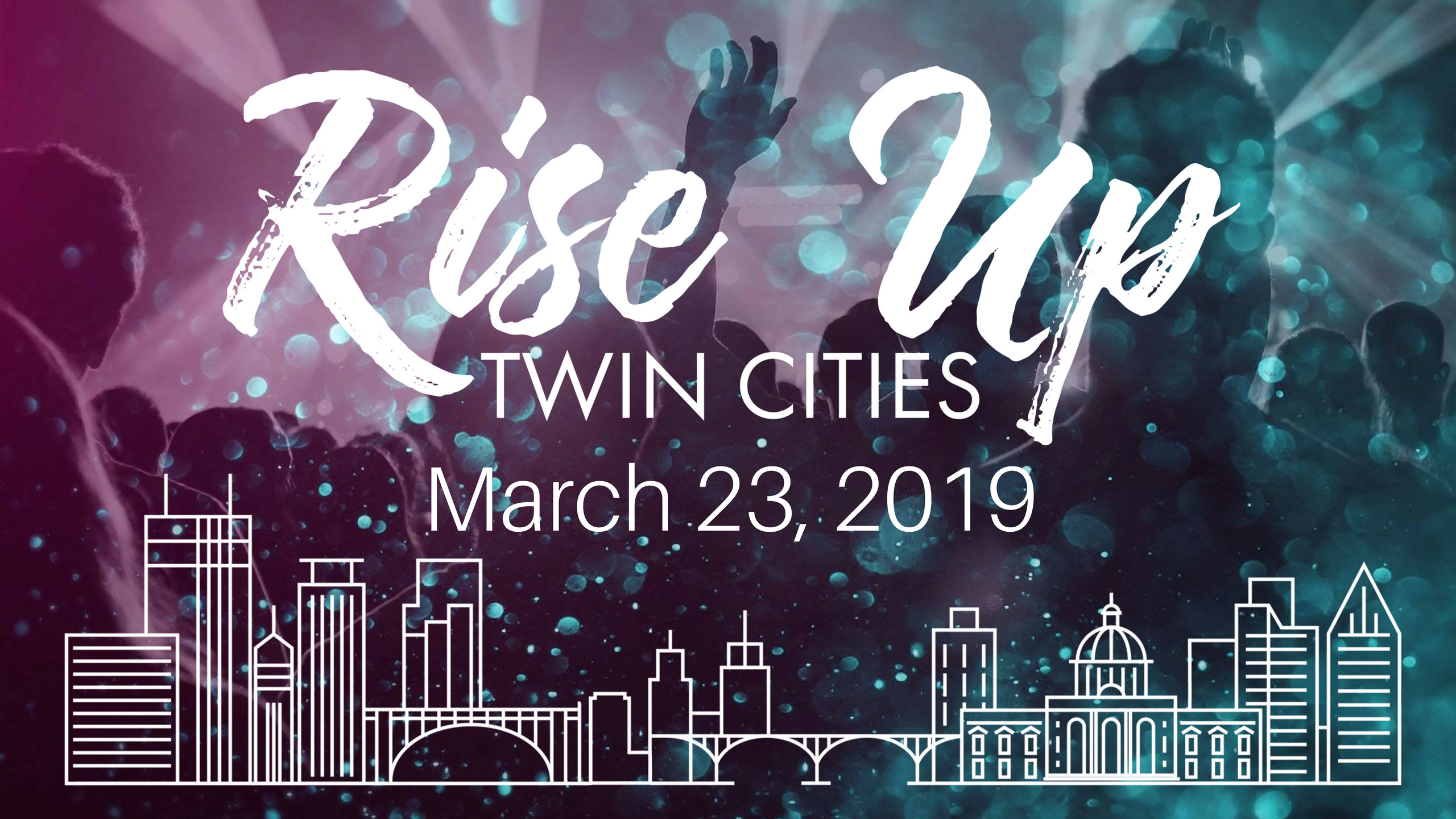 Image result for rise up twin cities 2019